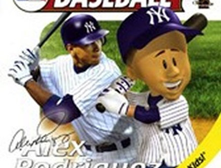 Backyard Baseball -PlayStation 2