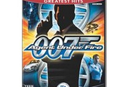 007 Agent Under Fire -PlayStation 2