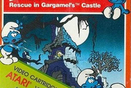 Smurf Rescue in Gargamel's Castle