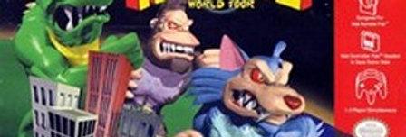 Rampage World Tour -Nintendo 64
