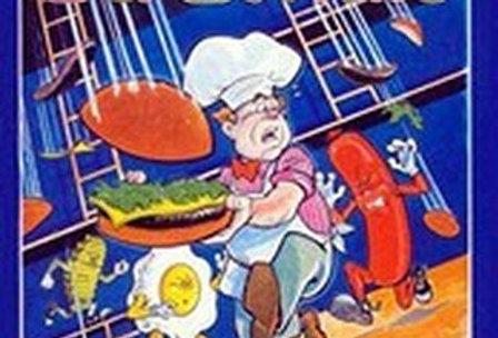 Burgertime -Nintendo (NES)