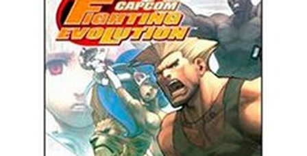 Capcom Fighting Evolution -PlayStation 2