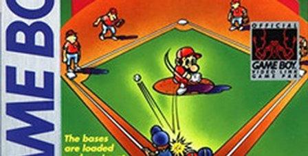 Baseball -Game Boy