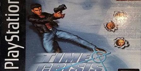 Time Crisis Project Titan w/ Gun