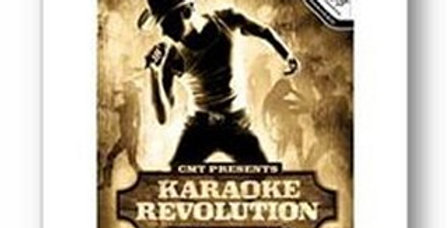 Karaoke Revolution Country w/ Microphone