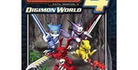 Digimon World 4 -Xbox