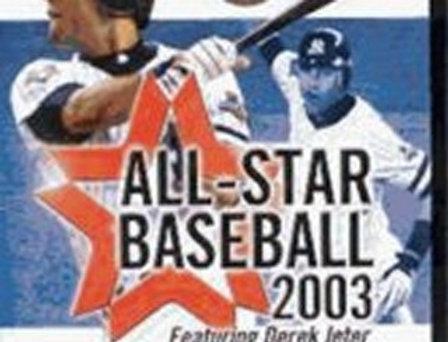 All-Star Baseball 2003 -PlayStation 2