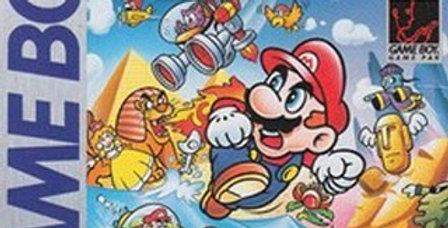 Mario Land, Super Cosmetic damage