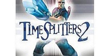 Time Splitters 2 -Nintendo Gamecube