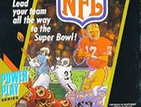 NFL Football -Nintendo (NES)