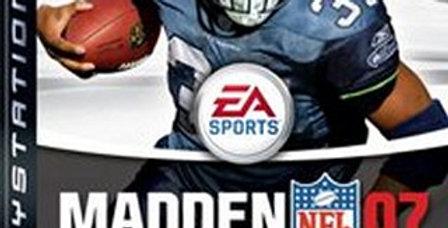 Madden 2007 -PlayStation 3