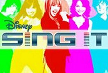 Disney Sing It -PlayStation 2