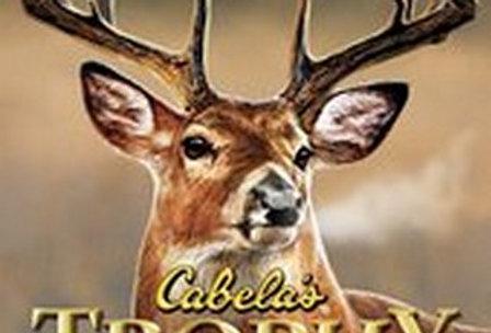 Cabela's Trophy Bucks -Xbox 360