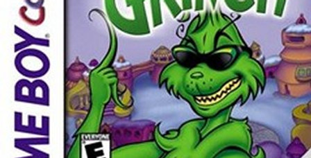 Grinch, The -Game Boy Color