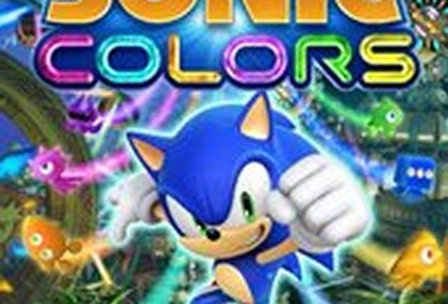 Sonic Colors -Nintendo Wii