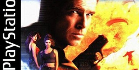 007 World is Not Enough -PlayStation 1
