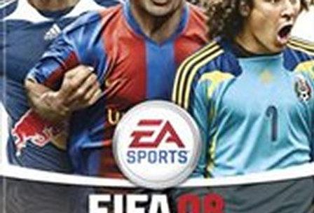 FIFA 2008 -Nintendo Wii