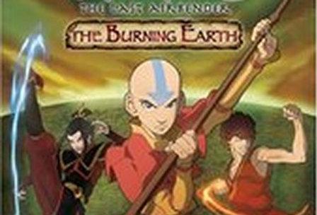 Avatar The Burning Earth -PlayStation 2
