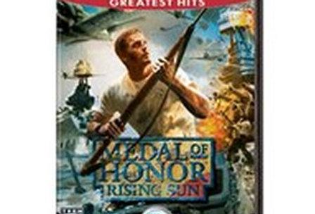 Medal of Honor Rising Sun -PlayStation 2