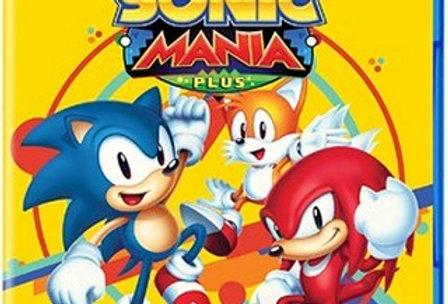 Sonic Mania Plus -PlayStation 4