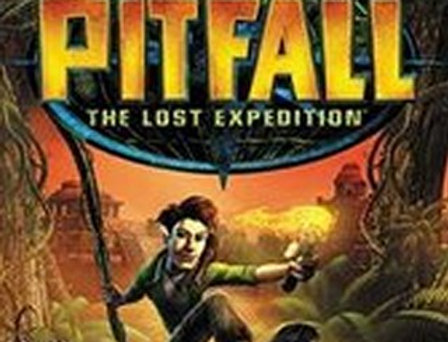 Pitfall The Lost Expedition -Xbox