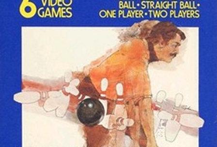 Bowling -Atari 2600