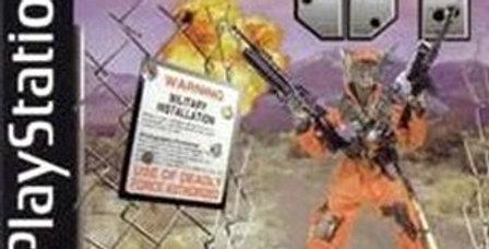 Area 51 -PlayStation 1