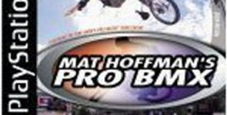 Mat Hoffman's Pro BMX -PlayStation 1
