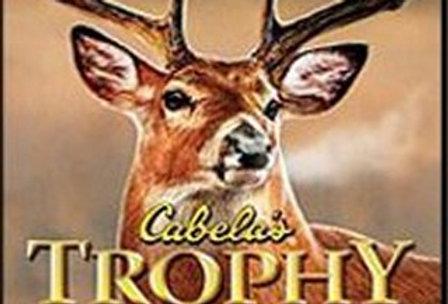 Cabela's Trophy Bucks -Nintendo Wii