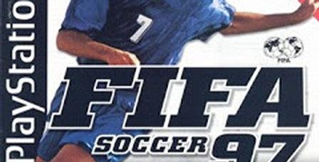 FIFA 97 -PlayStation 1