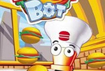 Burger Bot -Nintendo Wii