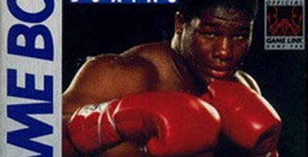 Riddick Bowe Boxing -Game Boy