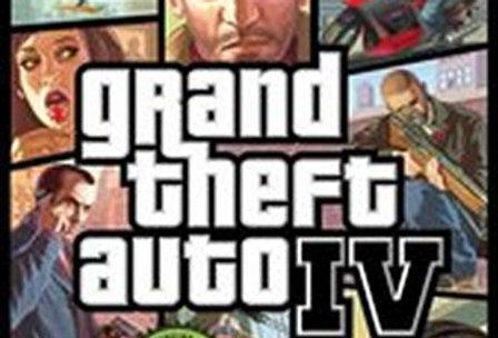 Grand Theft Auto IV GTA 4 -Xbox 360