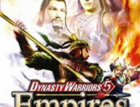 Dynasty Warriors 5 Empires -PlayStation 2