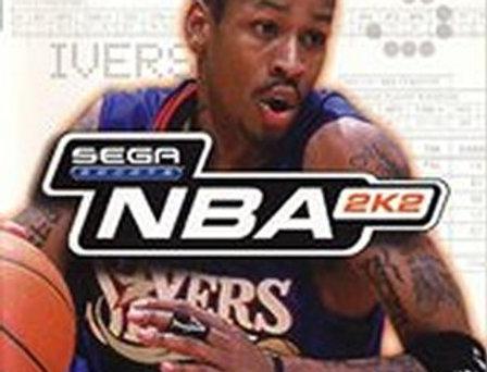NBA 2K2 -PlayStation 2