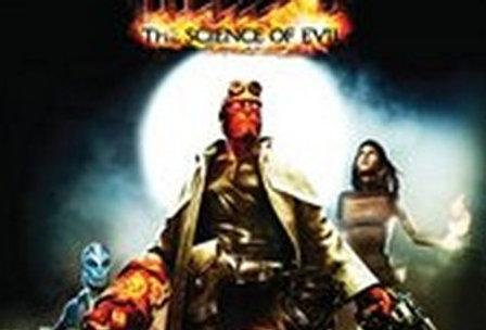 Hellboy Science of Evil -Xbox 360