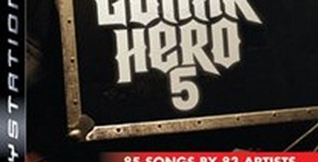 Guitar Hero 5 -PlayStation 3