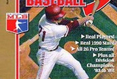RBI Baseball 3 -Nintendo (NES)