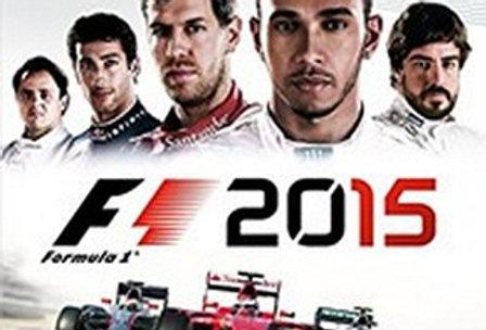 F1 2015 -Xbox One