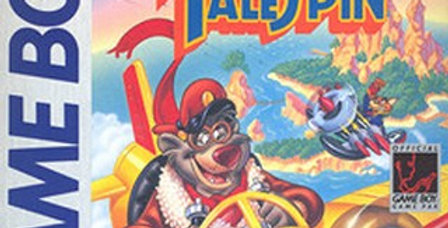 TaleSpin -Game Boy