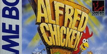 Alfred Chicken -Game Boy