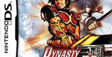 Dynasty Warriors DS Fighter's Battle