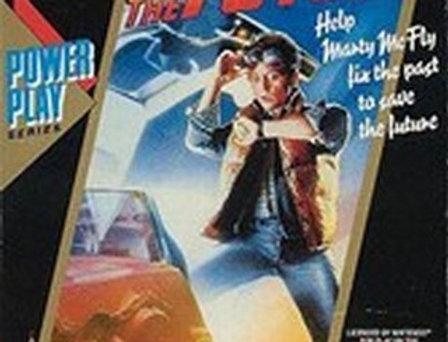 Back to the Future -Nintendo (NES)