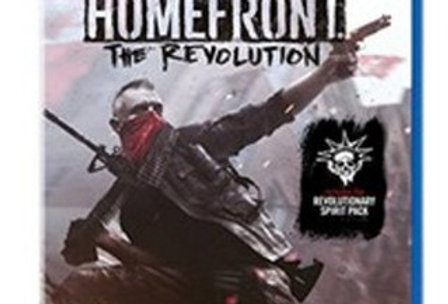 Homefront The Revolution -PlayStation 4