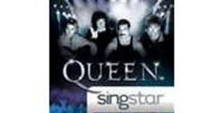SingStar Queen -PlayStation 2