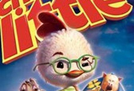 Chicken Little -Nintendo Gamecube