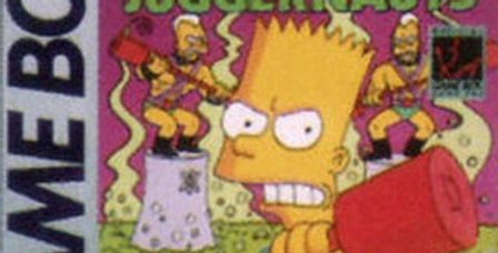 Simpsons Bart vs the Juggernauts, The