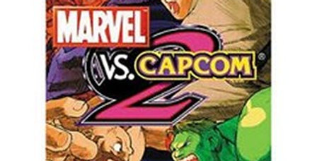 Marvel vs Capcom 2 -PlayStation 2