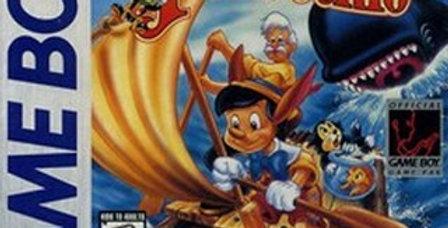 Pinocchio -Game Boy