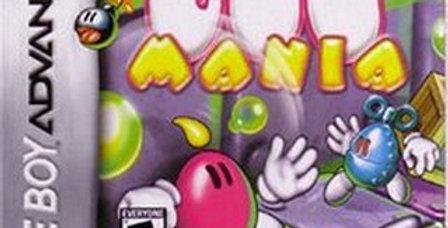 Egg Mania -Game Boy Advance